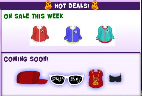 more hot deals