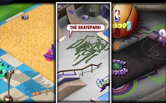 skatepark is here woot woot