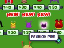 new girl clothes fashion pink