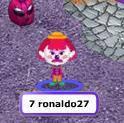 CLown Costume ron