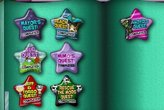 halloween ups new badges